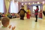 Весёлая Масленица в детском саду!