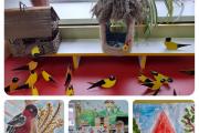 «Покормите птиц зимой»